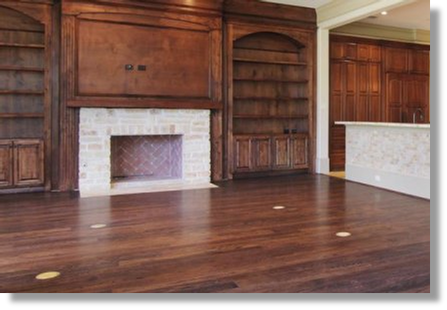 Electrical Floor Outlet Installation | Nisat Electric | Frisco, TX